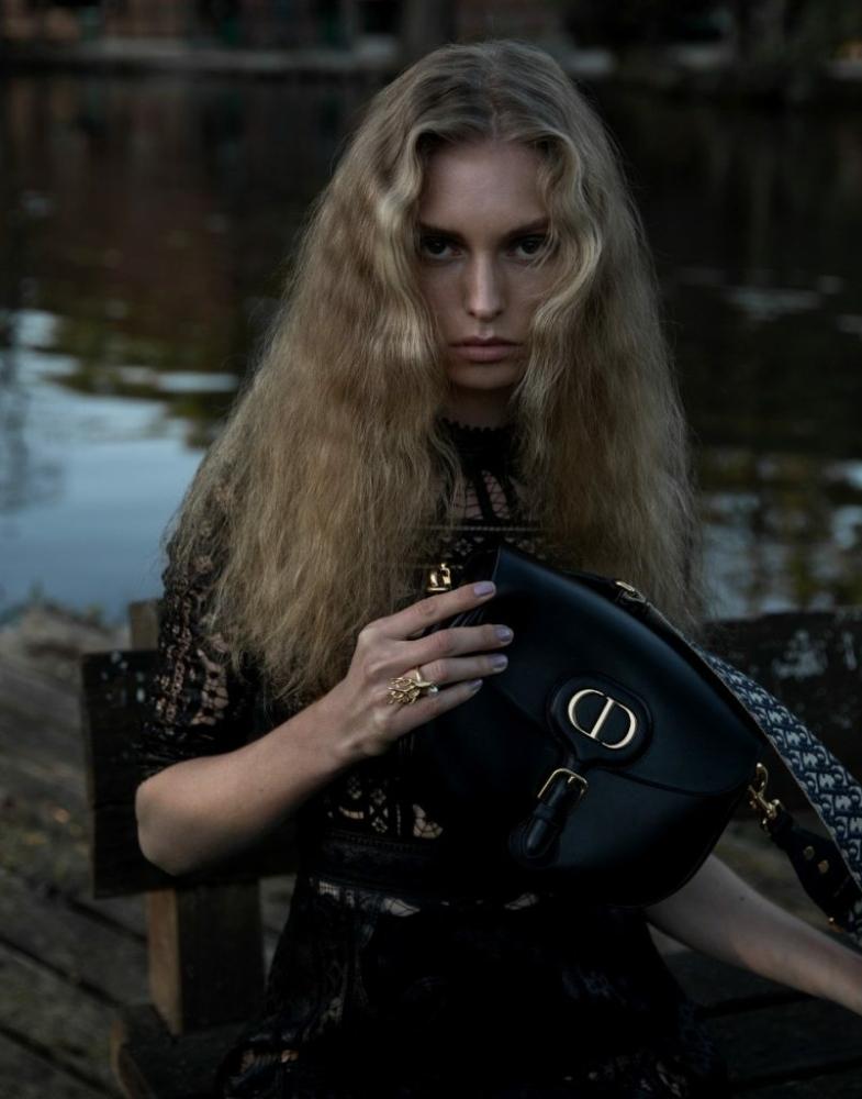 Marthe Achilles for Harper's Bazaar Kazakhstan x Dior