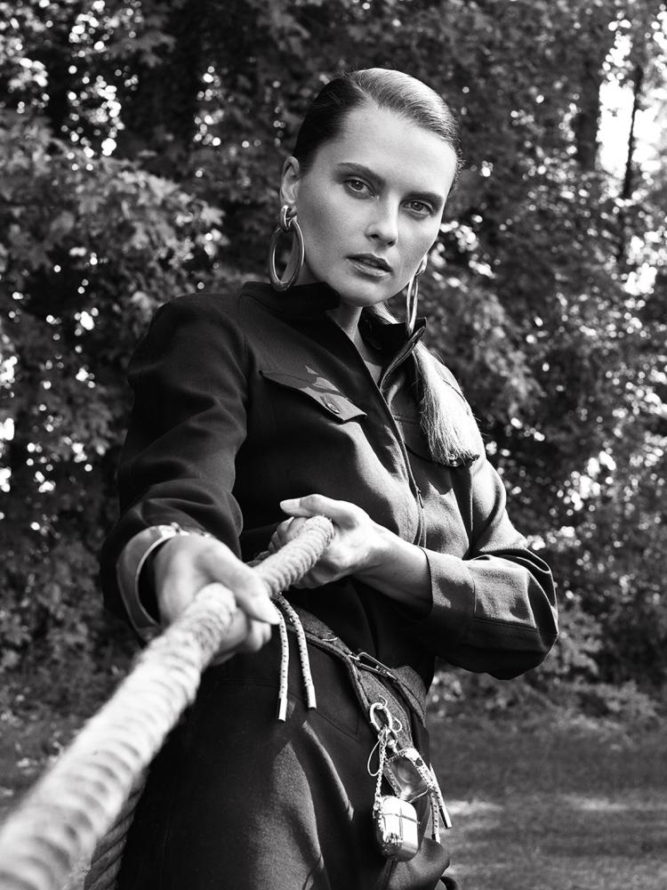 Elena Melnik for Madame Figaro France,  October 2020