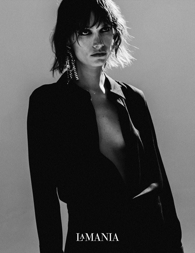Paulina Kube for La Mania