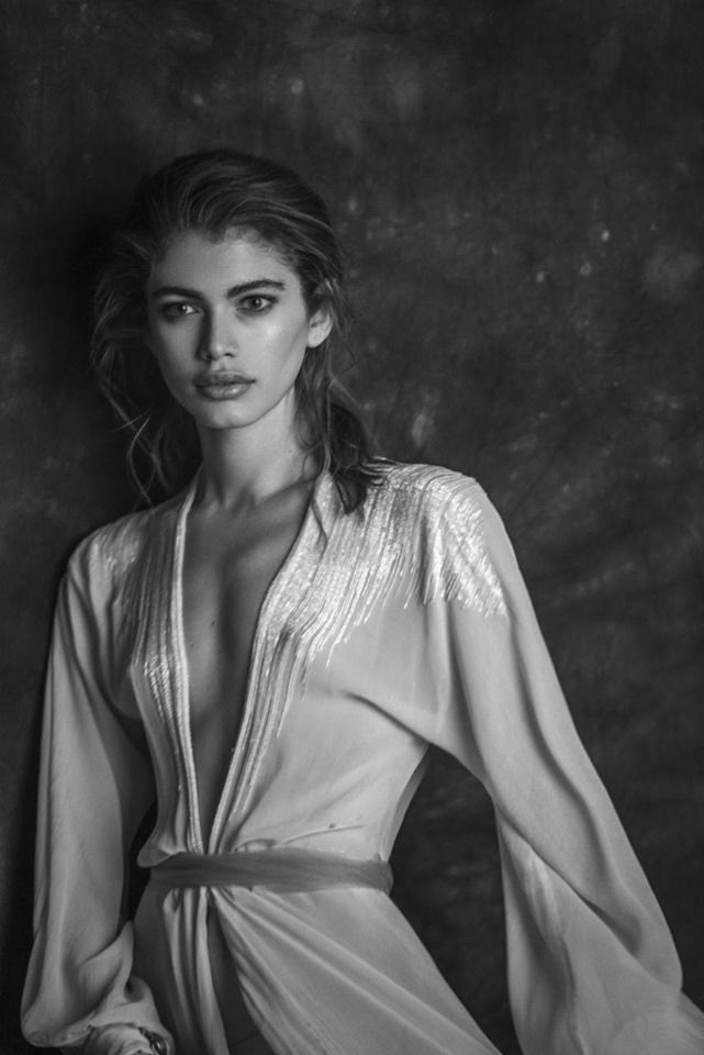 Valentina Sampaio by Guido Stazzoni