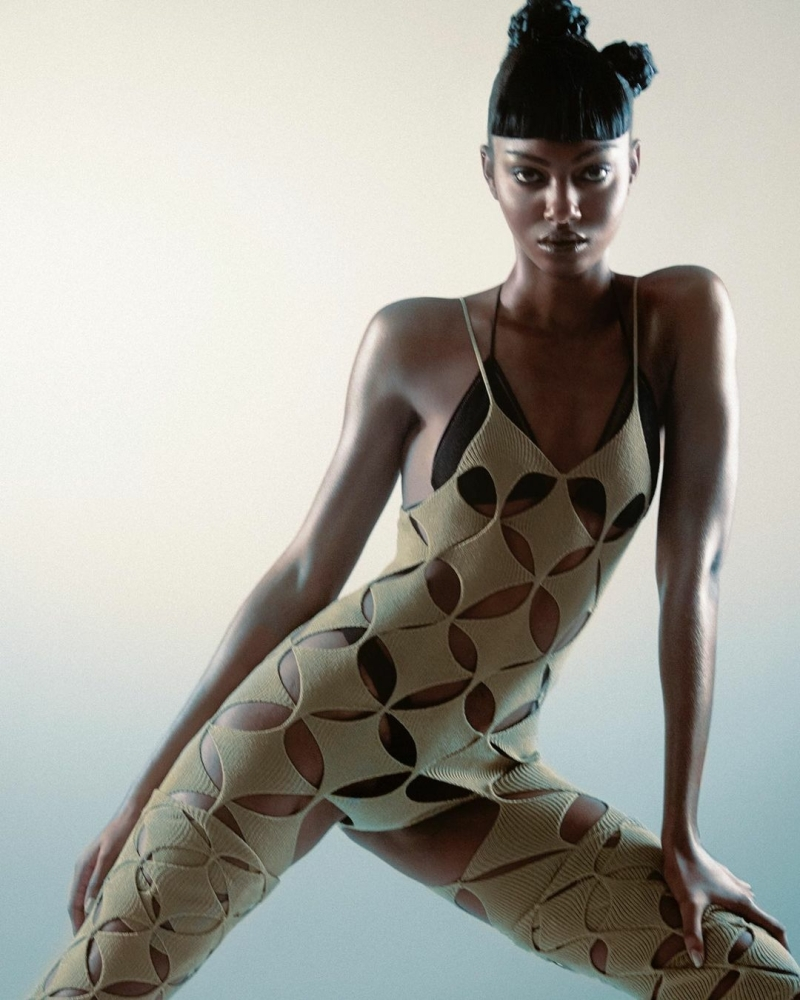 Laurina Lubino for Isa Boulder S/S 21 Campaign