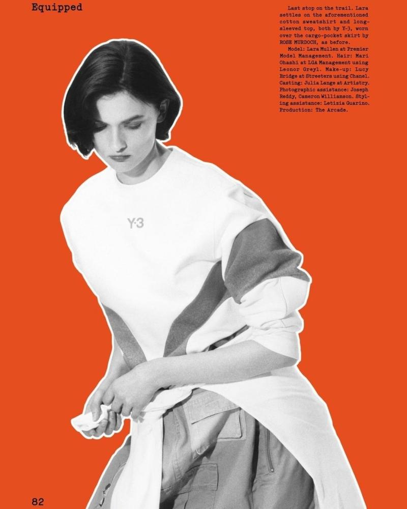 Lara Mullen for The Gentlewoman