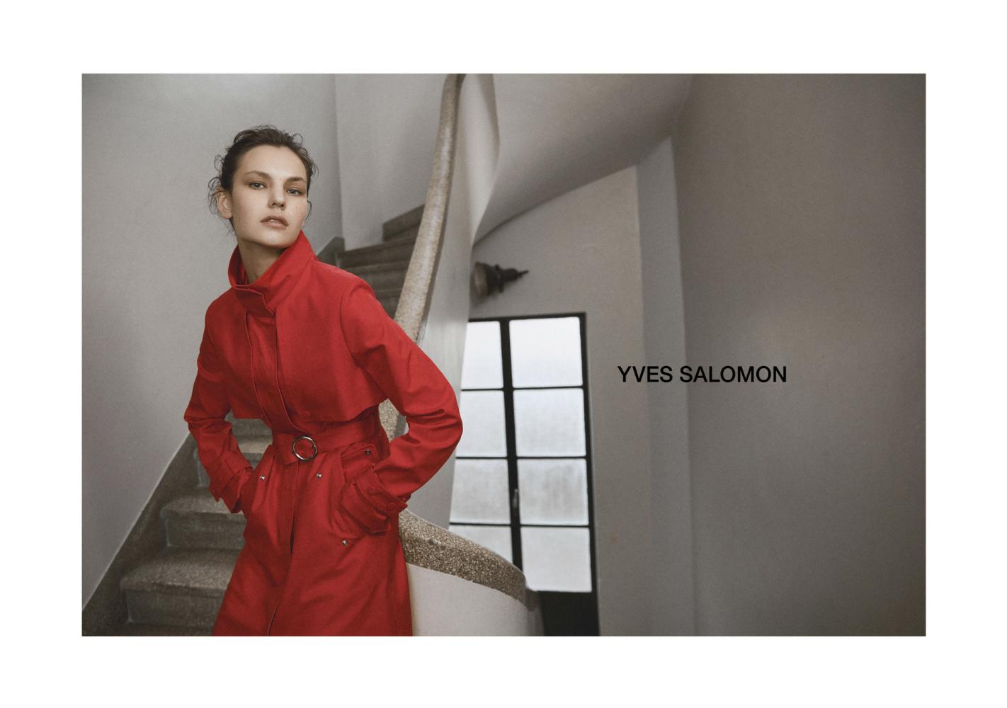Darya Jemeljanovic for FinnFlare SS21 Campaign