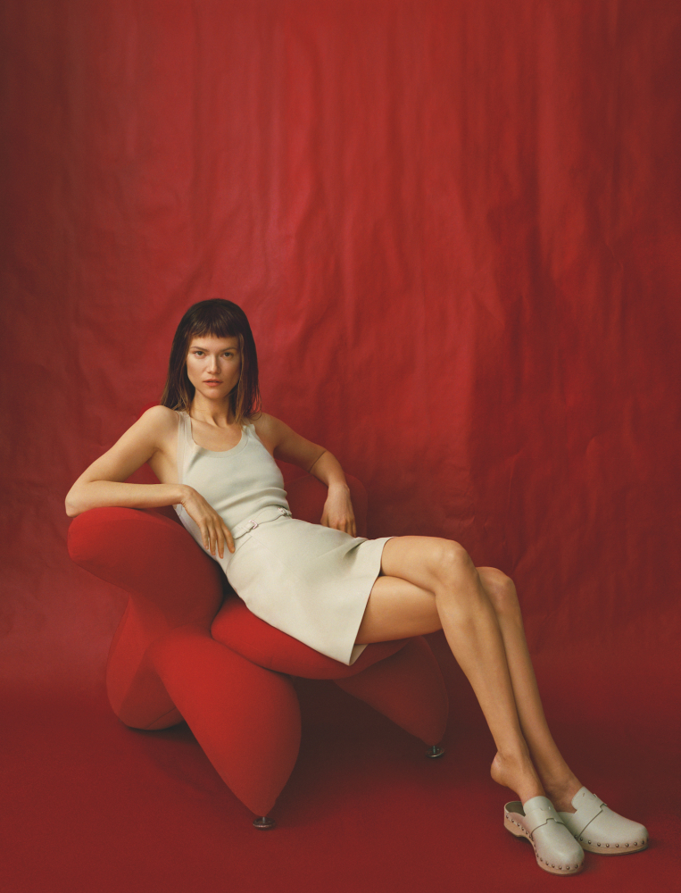 Kasia Struss for Vogue Polska