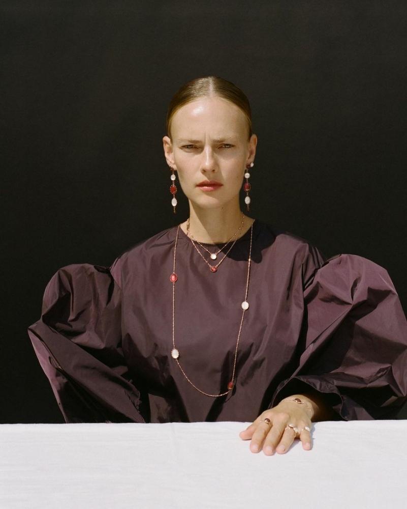 Ania Kisiel for Guendalina Meucci