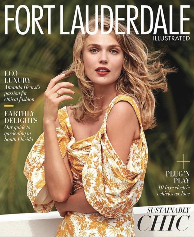 Anastasia Bondarenko for Fort Lauderdale Illustrated