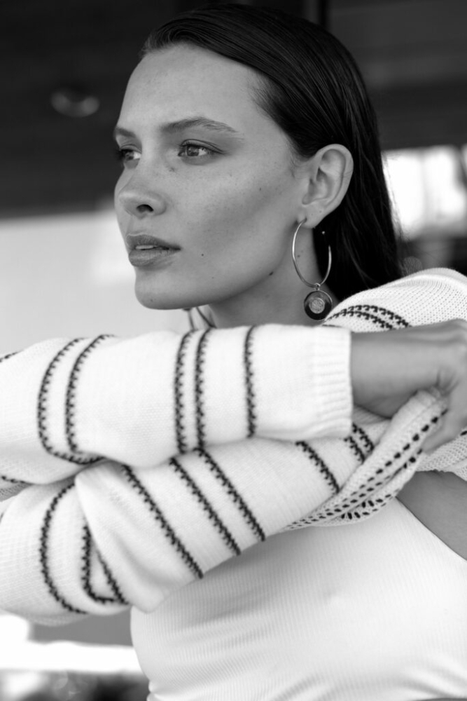 Marta Litynska for L'Officiel Monaco