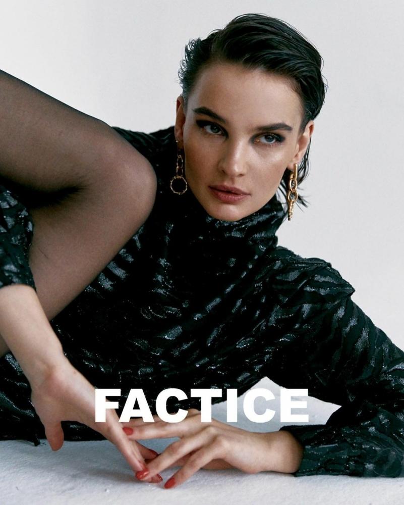 Beata Grabowska for Factice Magazine, April 2021