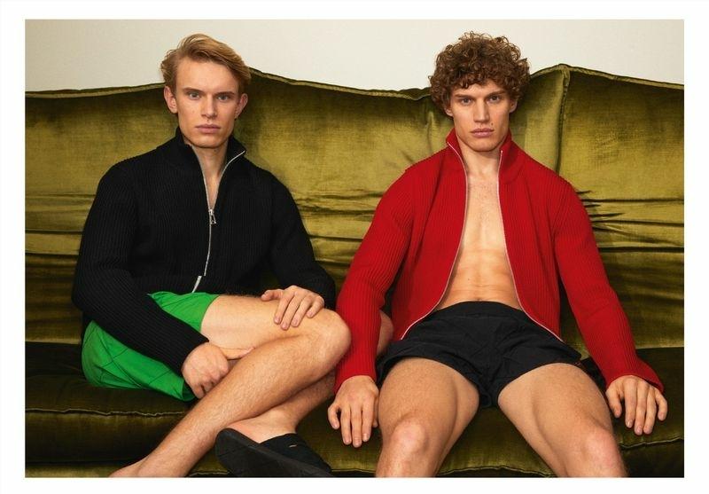 Timo Baumann for Bottega Veneta x Walter Pfeiffer Special Project