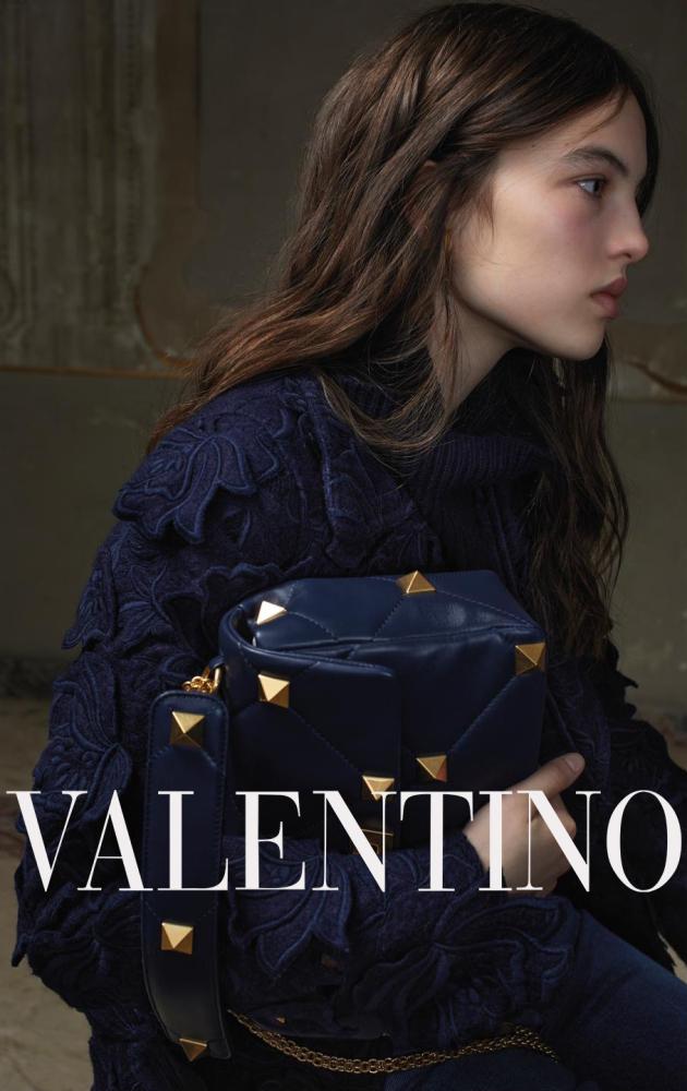 Maja Zimnoch for VALENTINO Pre-Fall 2021