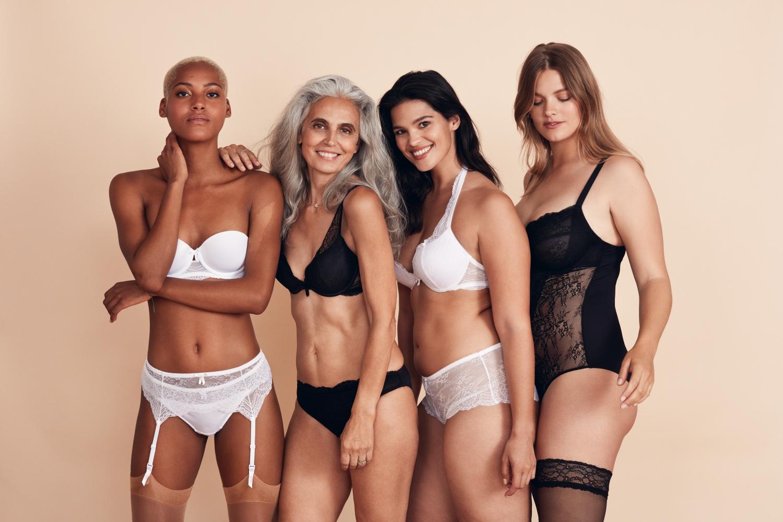 Christine Sophie Johannsen for Palmers lingerie