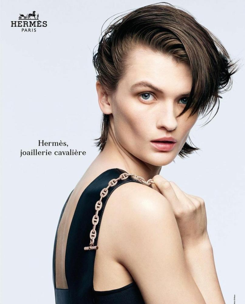 Lara Mullen for Hermès