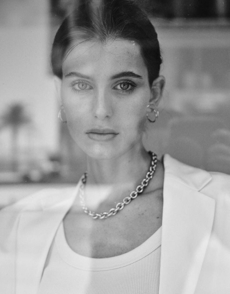 Claudia Lavender by Ziga Mihelcic