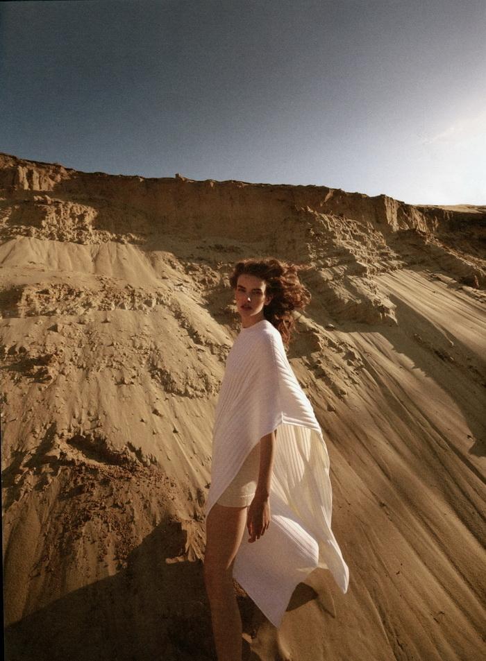 Dorota Kullova for Topfashion Magazine