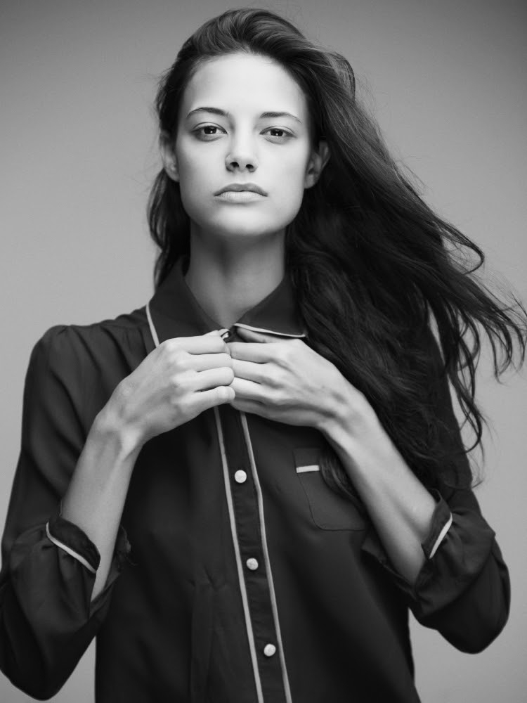 Anja Leuenberger with Metro Models in Zurich now