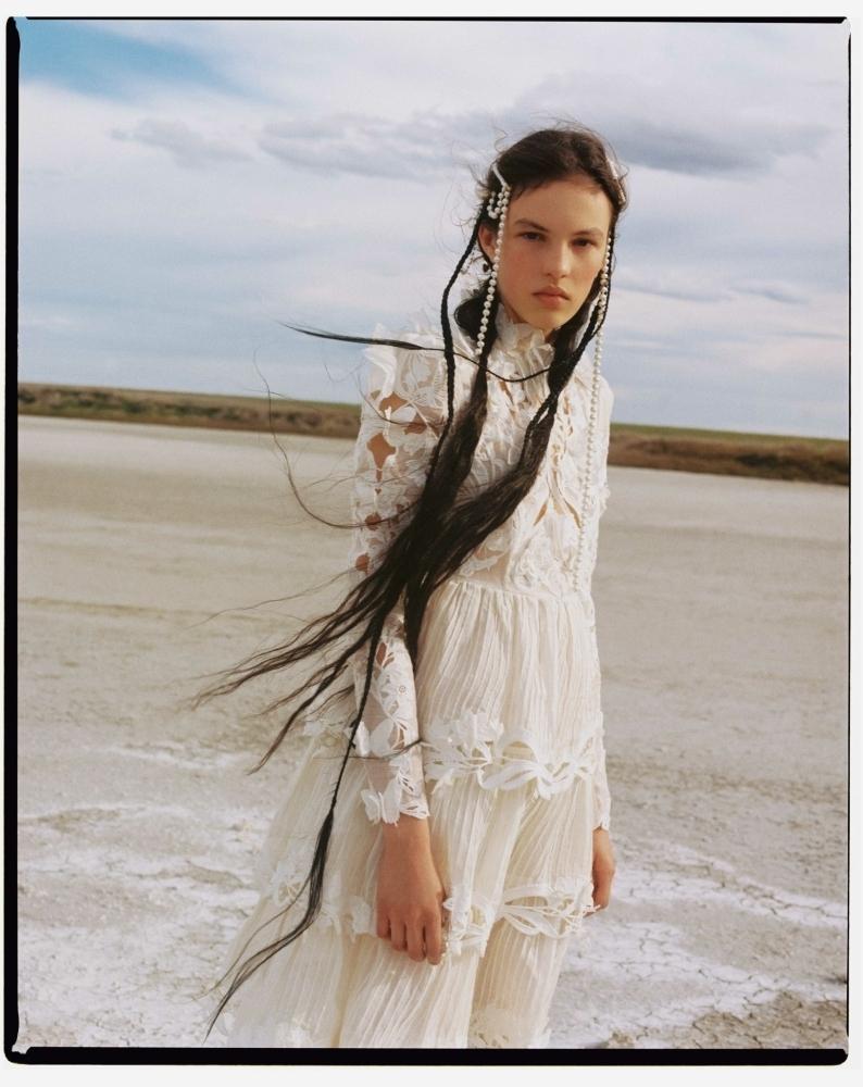Maja Zimnoch for Vogue Portugal, July 2021