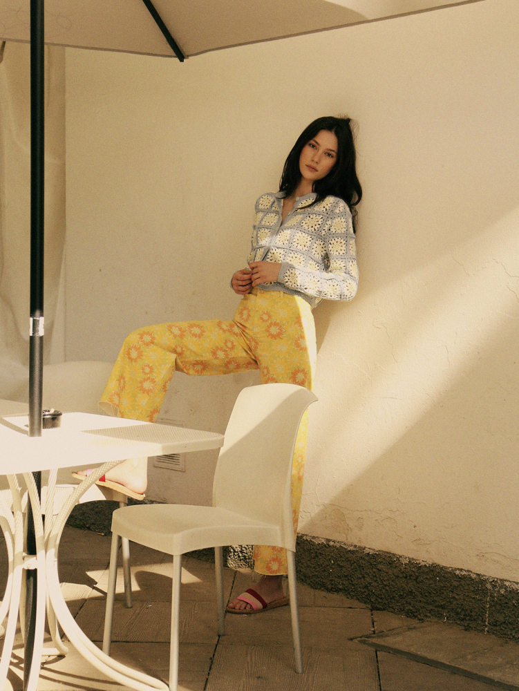 Milana Mikhailus for Contributor Magazine by Daphne Kigel