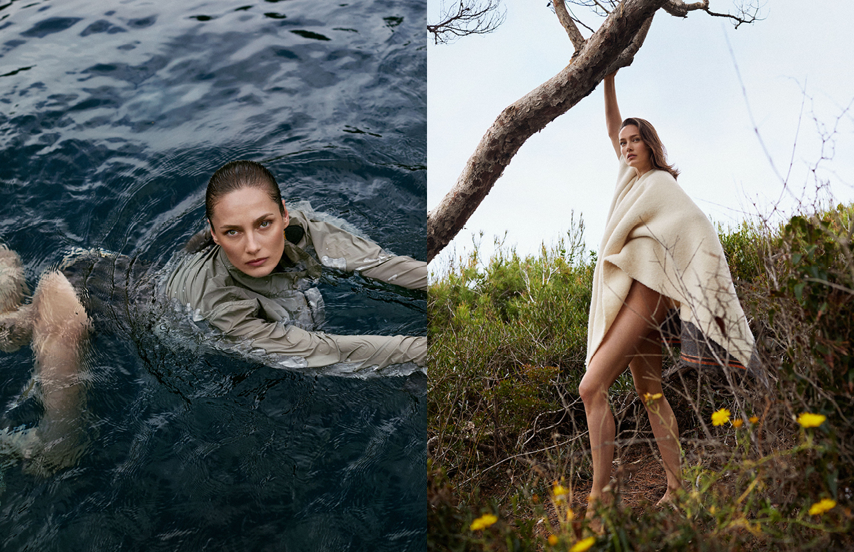 Karmen  Pedaru for Harper's Bazaar Spain, June 2021