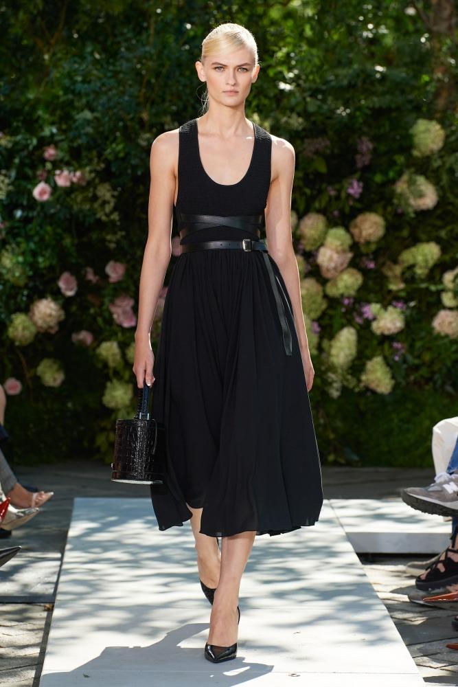 Lara Mullen for Michael Kors Collection Spring 2022 RTW New York