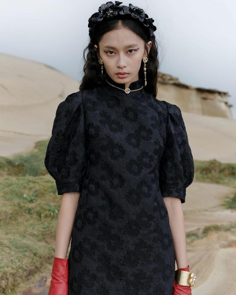 Jolie Chang for Shiatzy Chen