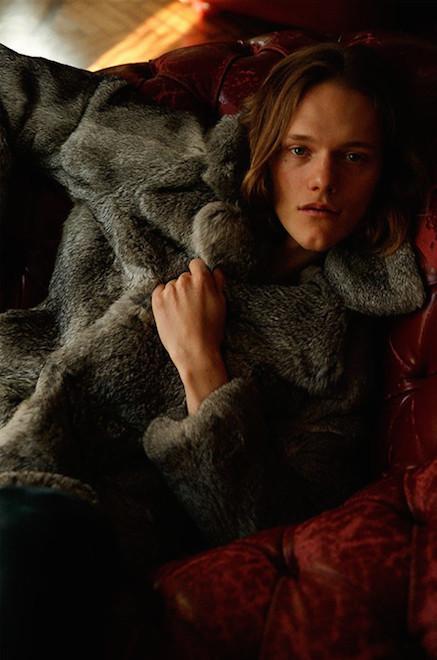 Ryan Keating for models.com