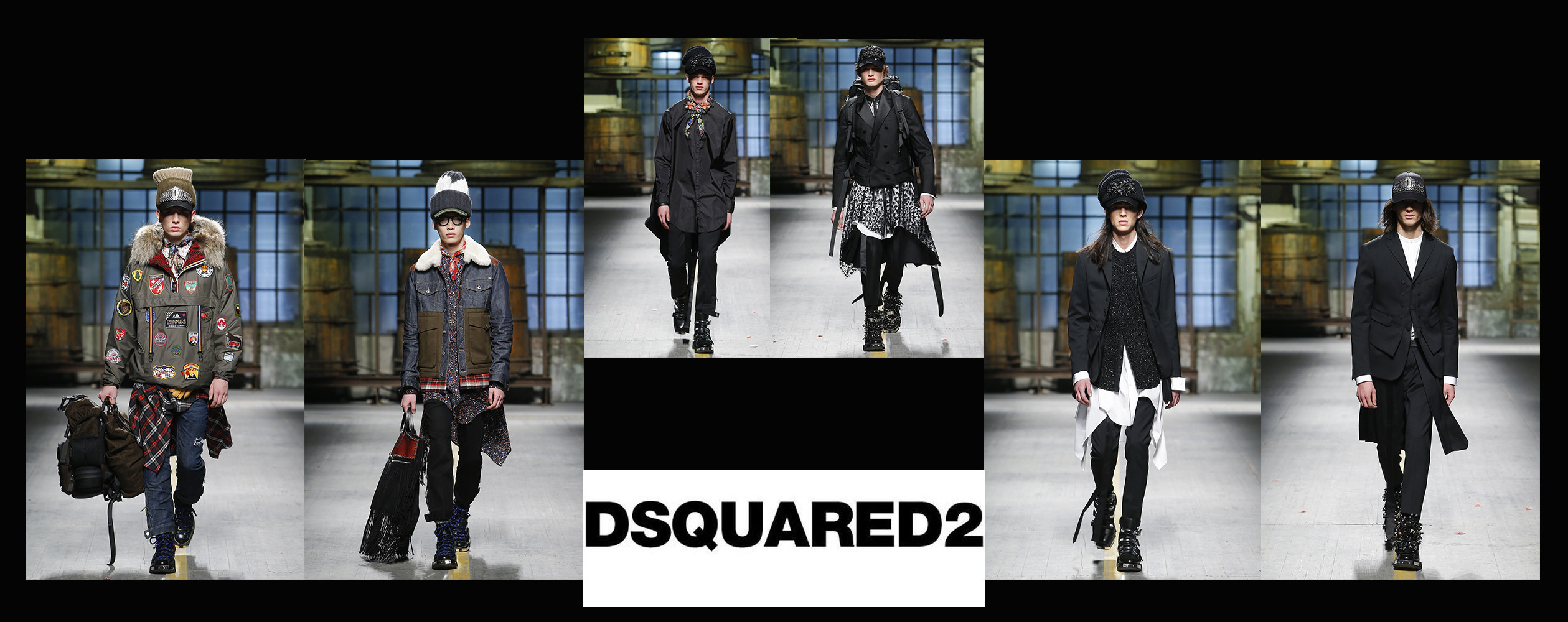 Dsquared2, Milan Men's Fashion Week FW2017