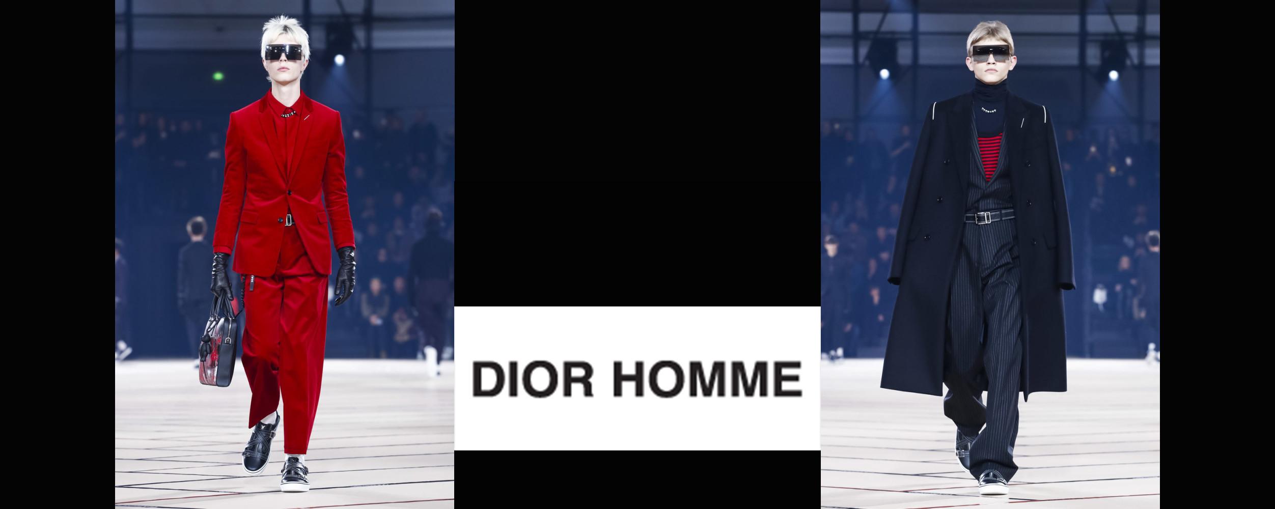 Dan Stewart & Jose Luis Lucero for Dior FW2017