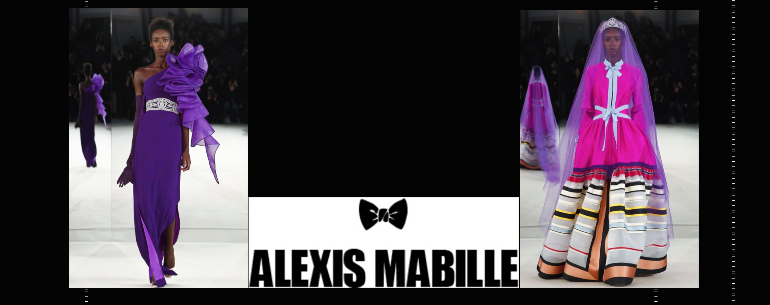 Viviane for Alexis Mabille #CoutureSS2017