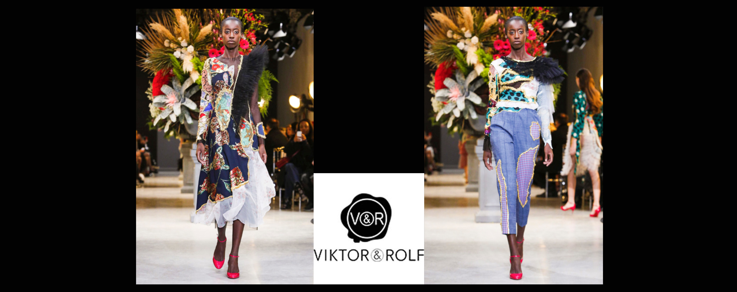 Viviane Oliveira for Viktor&Rolf #CoutureSS2017