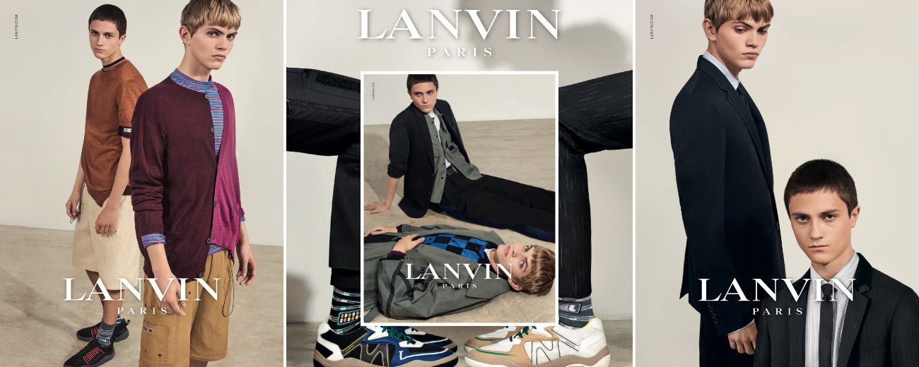 JOSE LUIS FOR LANVIN SS18 CAMPAIGN