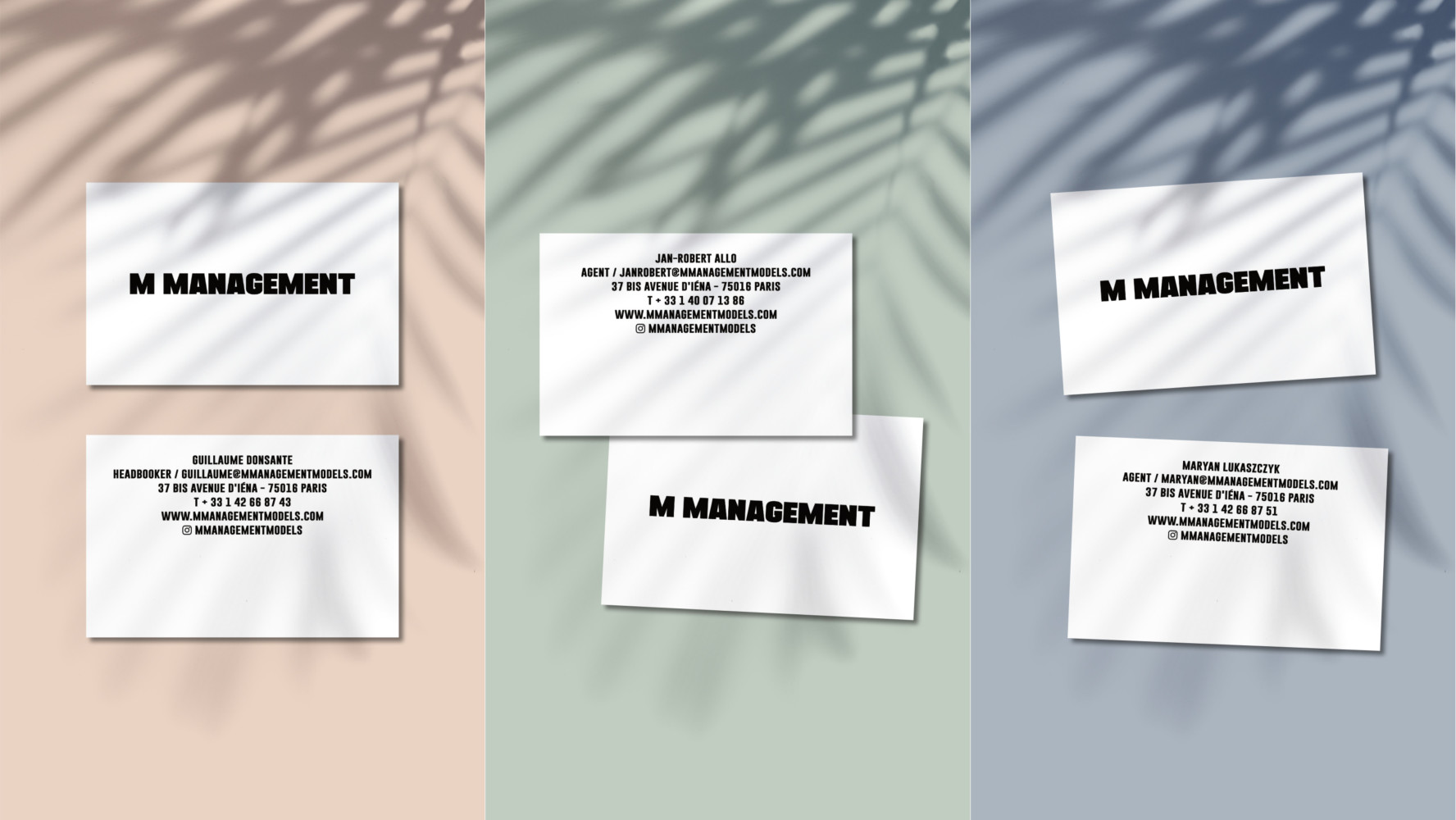 M MANAGEMENT MODELS