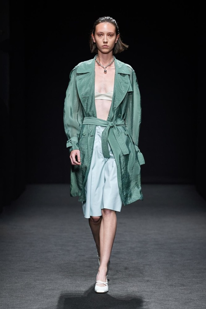 Antonie for DROME fashion show SS21 in Milan