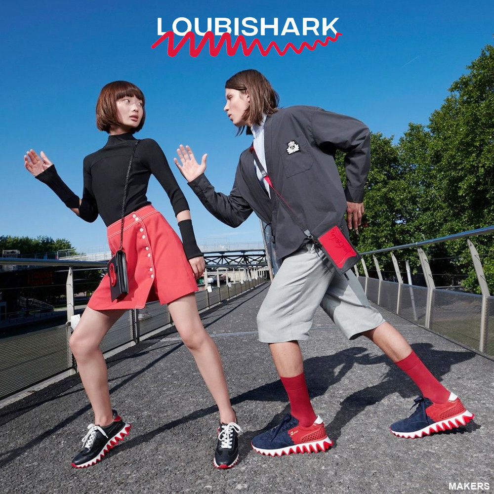 Mao for Loubishark by Louboutin