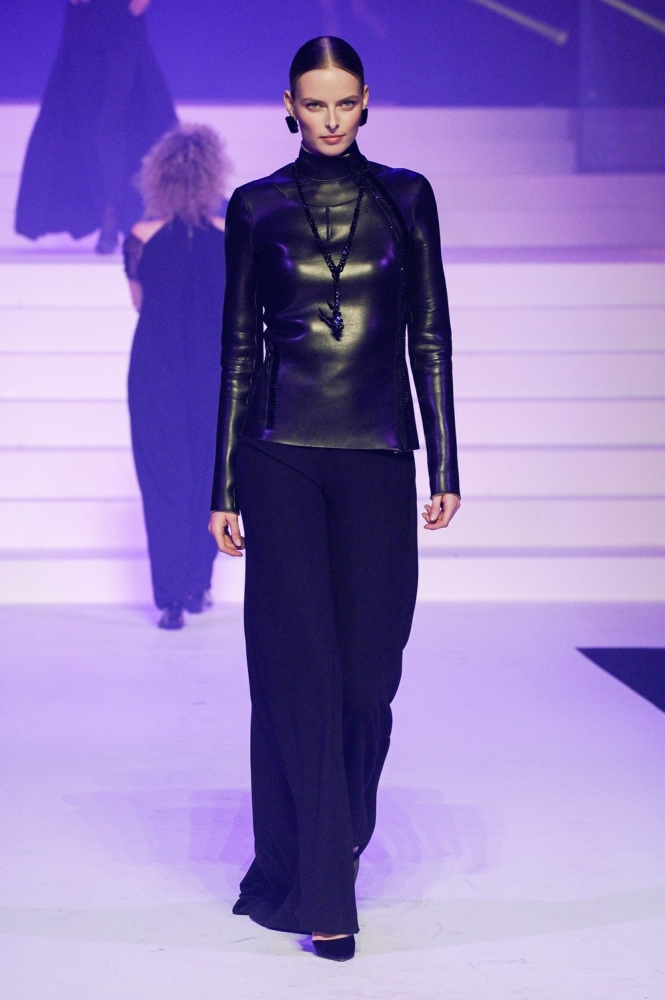 ELZA FOR JEAN PAUL GAULTIER HAUTE COUTURE SPRING20