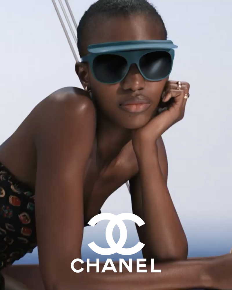 Tiah for Chanel Beauty