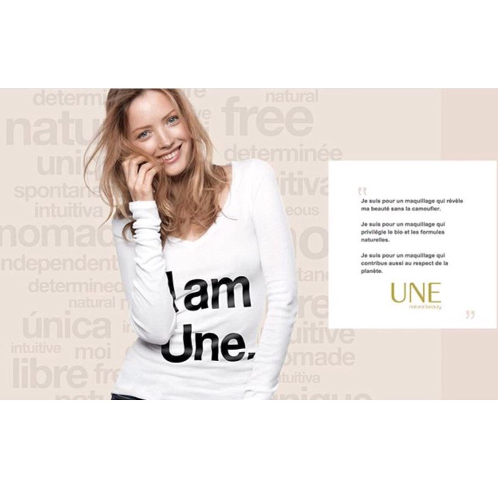 Elena Sh for Une beauty campaign