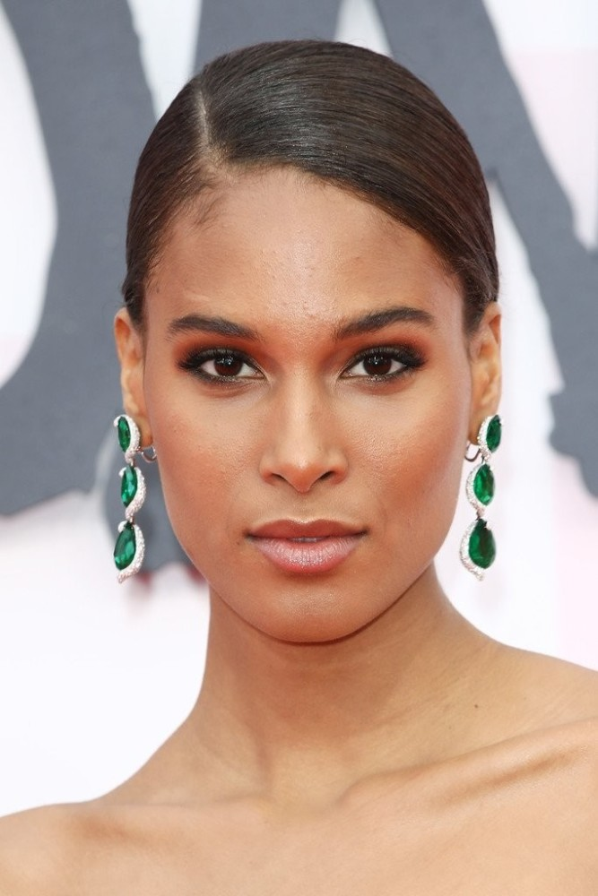 CINDY BRUNA ATTENDS FASHION FOR RELIEF IN CANNES