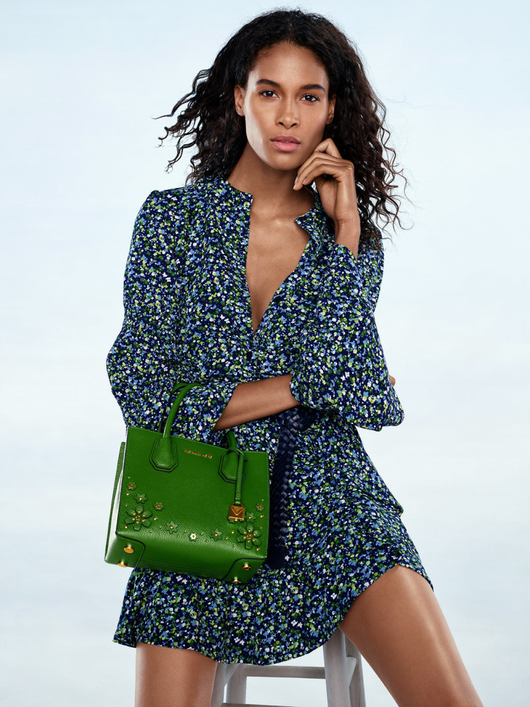 CINDY BRUNA FOR MICHAEL KORS SS18 LOOKBOOK