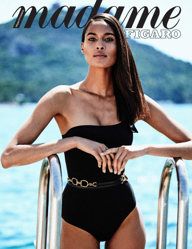 CINDY BRUNA FOR MADAME FIGARO