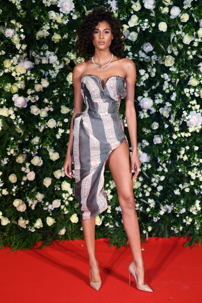 Cindy Bruna attends the 10th Annual Filmmakers Dinner