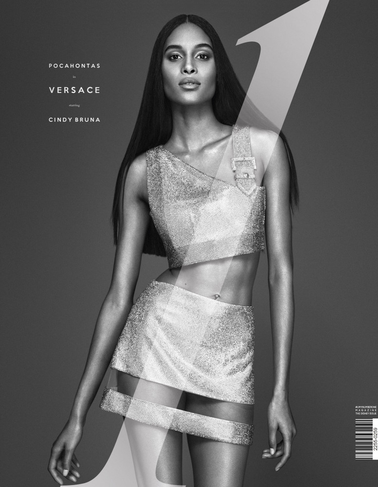 Cindy Bruna for Umno Magazine