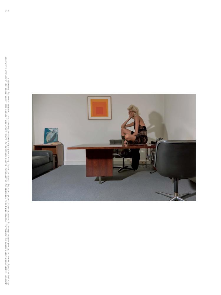 Cindy Bruna for Rollacoaster Magazine