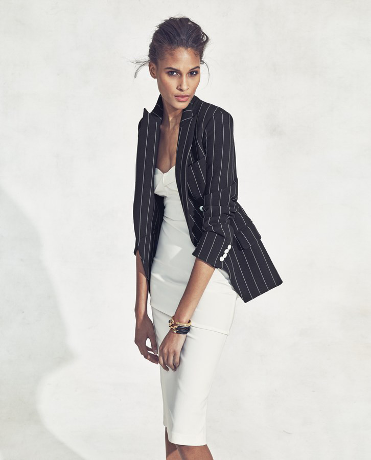 Cindy Bruna for Neiman Marcus 'The March Book 2016'