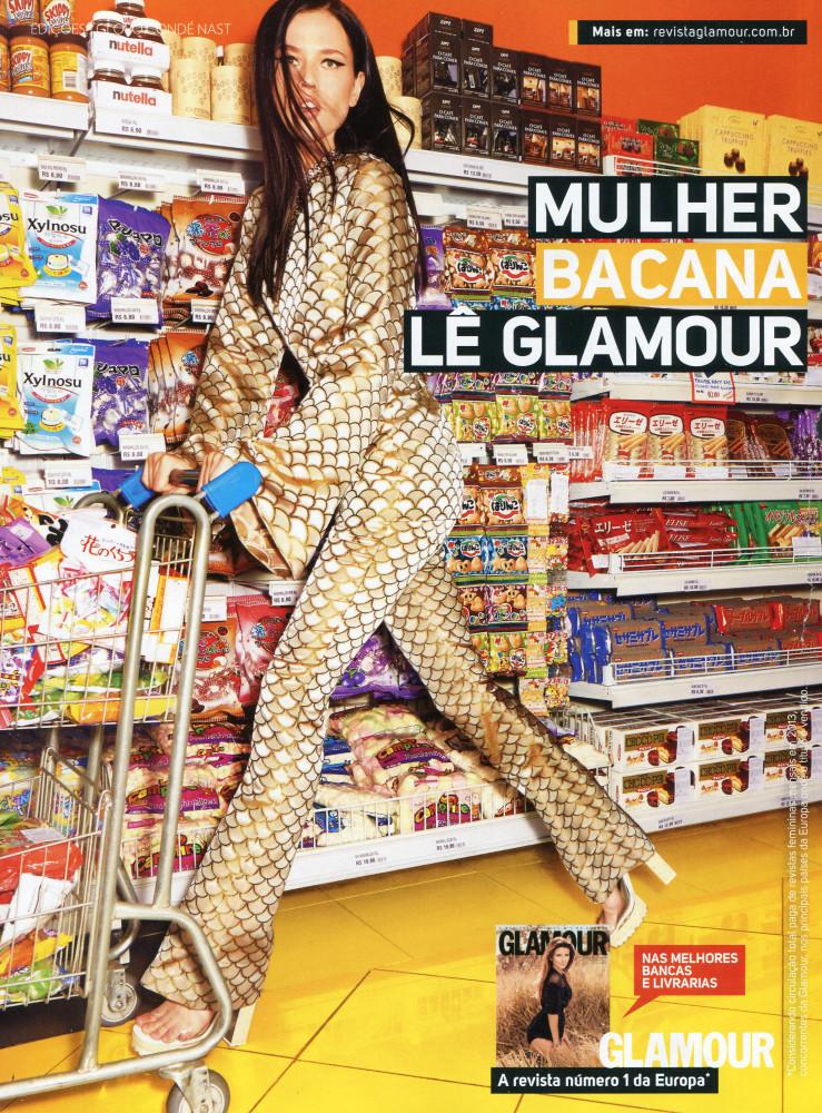 Isis Bataglia for Glamour
