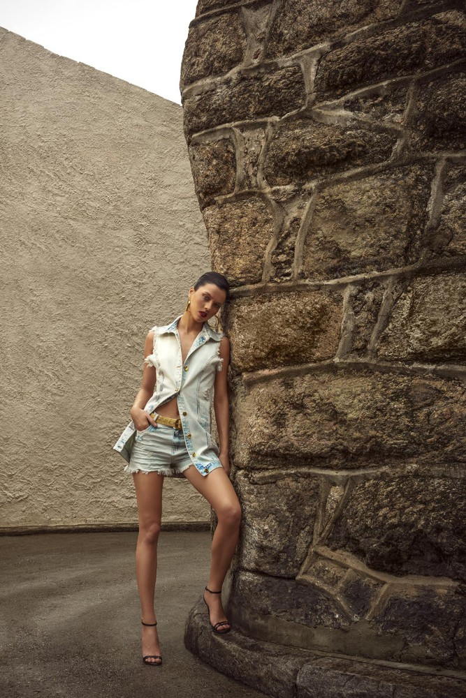Isis Bataglia for Dimy SS2017