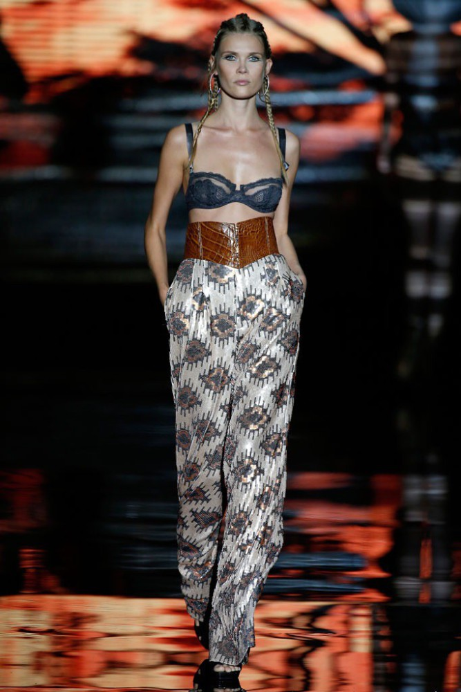 Inka C Madrid Fashion Week SS16