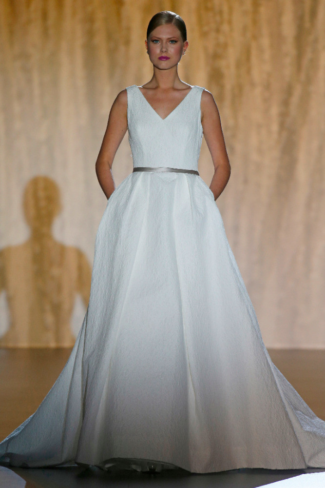 Cecilie J @Barcelona Bridal Week 2015 | Metropolitan models agency