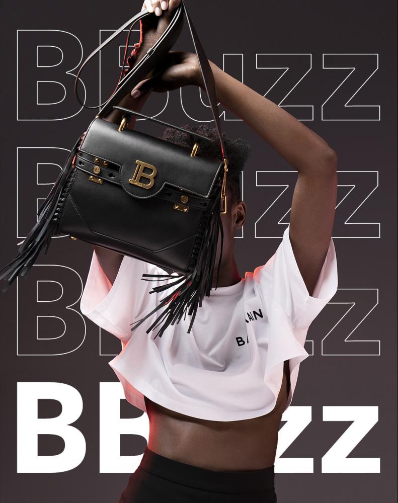 TIAH BEYE FOR BALMAIN BBUZZ BAG