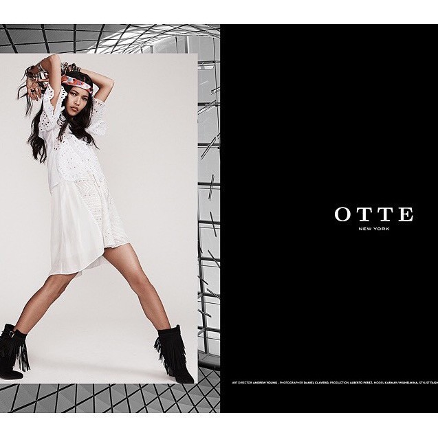 Karmay for Otte NY The New Boho lookbook