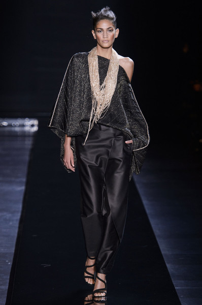 Loris Azzaro Spring 2015 Couture